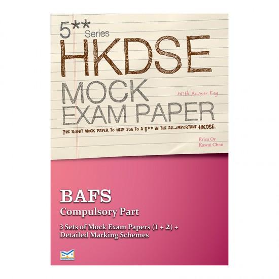 5** DSE Mock Paper BAFS (Compulsory Part)