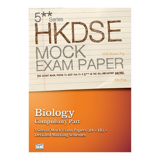 5** DSE Mock Paper Biology (Compulsory Part)
