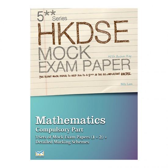 5** DSE Mock Paper Mathematics (Compulsory Part)