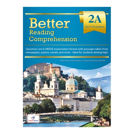 Better Reading Comprehension 2A