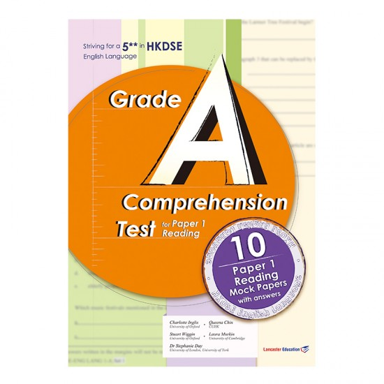 Grade A Comprehension Test for Paper 1 Reading