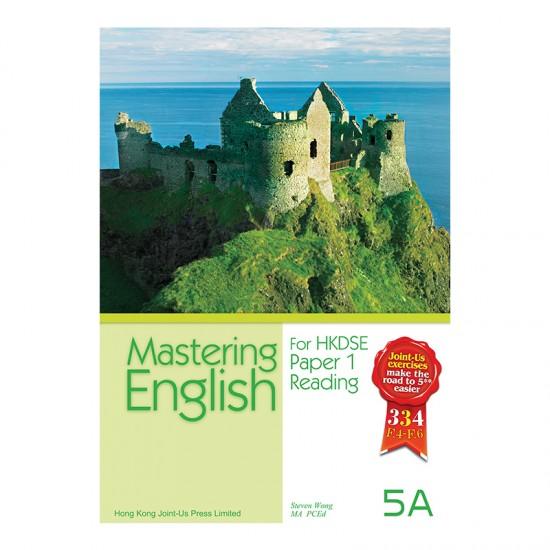 Mastering English 5A