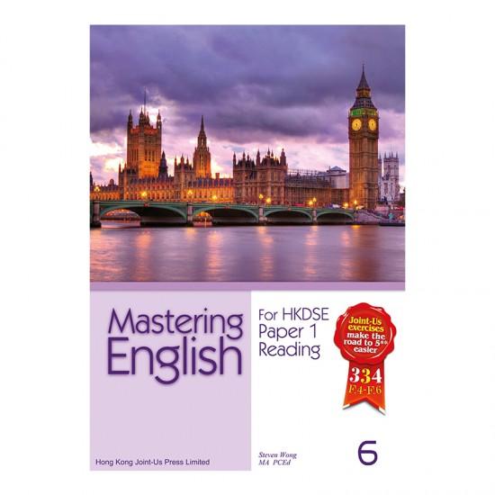 Mastering English 6