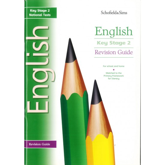 Revision Guide English Key Stage 2