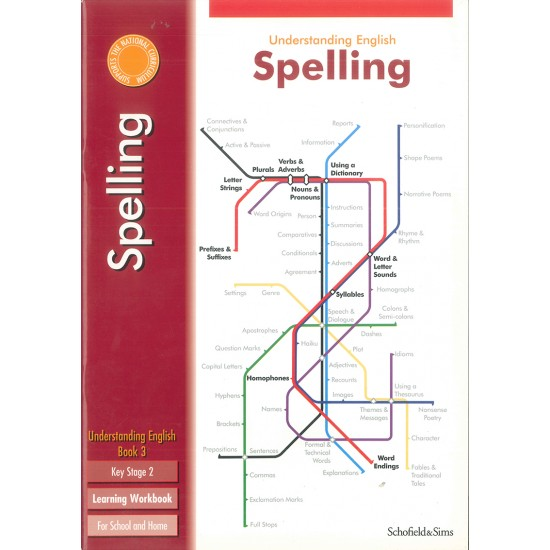 Understanding English: Spelling