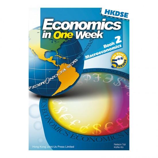 Economics in One Week - Book 2 Macroeconomics