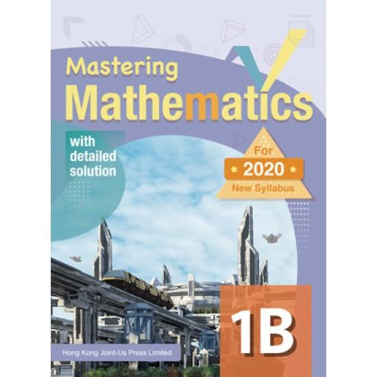 Mastering Mathematics 1B