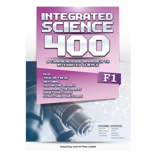 Integrated Science 400 - F1