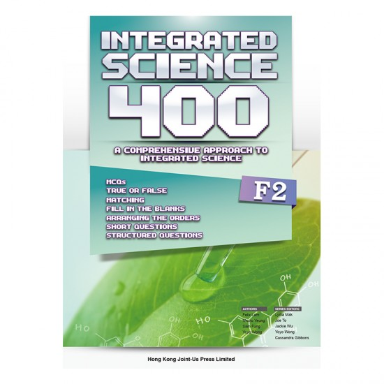 Integrated Science 400 - F2