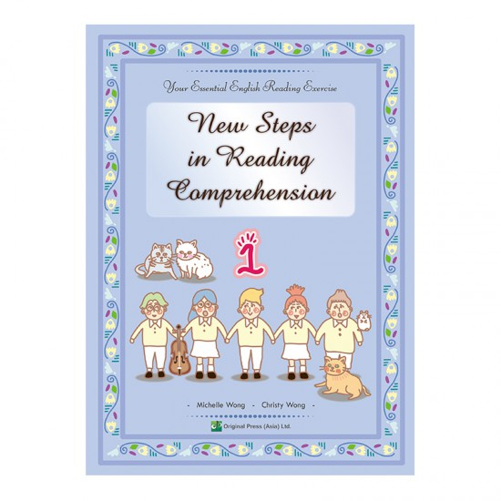 New Steps in Reading Comprehension 1