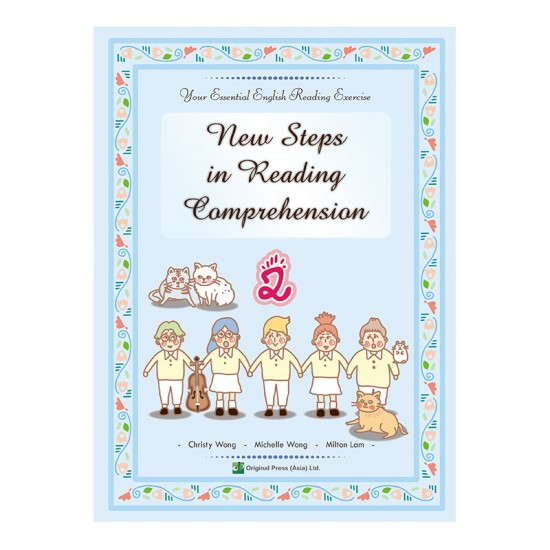 New Steps in Reading Comprehension 2