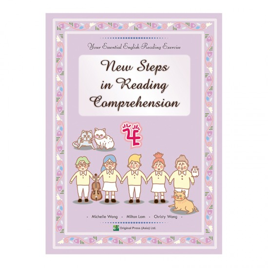 New Steps in Reading Comprehension 4