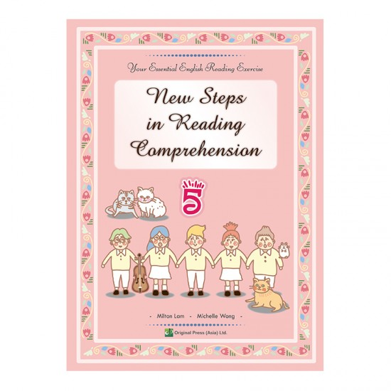 New Steps in Reading Comprehension 5