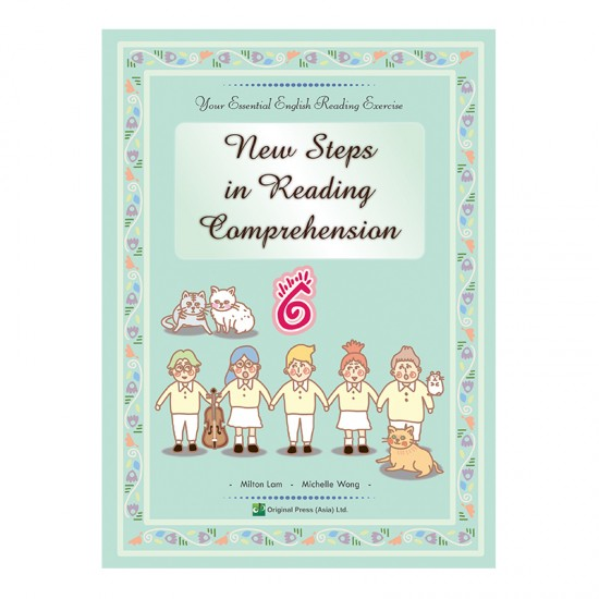 New Steps in Reading Comprehension 6