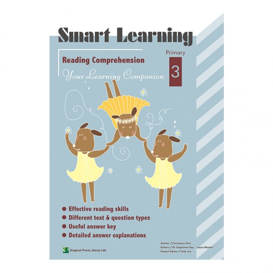 Smart Learning Reading Comprehension Primary 3
